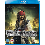 Pirates Of The Caribbean - On Stranger Tides (UK-import) (BLU-RAY)