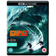 Point Break (UK-import) (4K Ultra HD + Blu-ray)