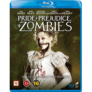 Pride And Prejudice And Zombies (BLU-RAY)