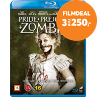 Produktbilde for Pride And Prejudice And Zombies (BLU-RAY)