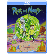 Rick And Morty - Sesong 1 (Blu-ray) (BLU-RAY)
