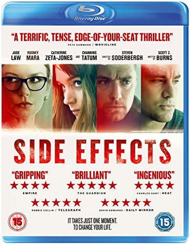 Side Effects (UK-import) (BLU-RAY)