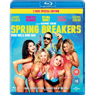 Spring Breakers (UK-import) (BLU-RAY)