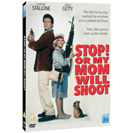 Stop! Or My Mom Will Shoot (UK-import) (DVD)