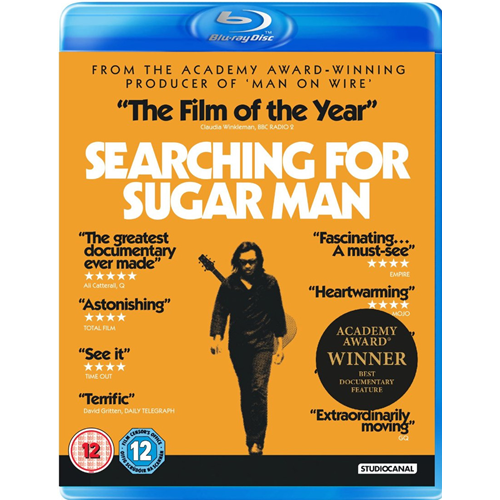 Searching For Sugar Man (UK-import) (BLU-RAY)