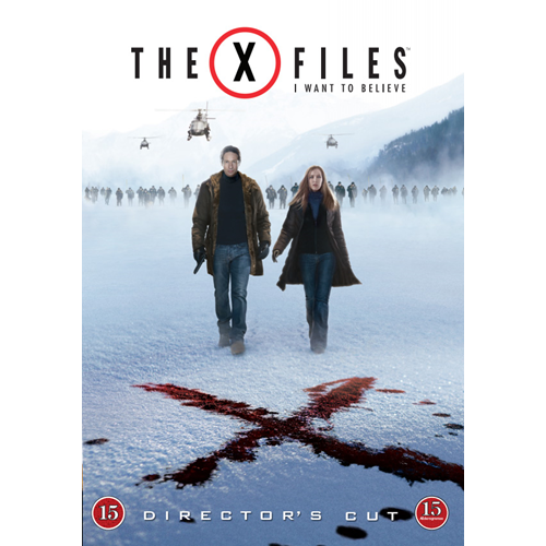 The X-Files: I Want To Believe - Director's Cut (DVD)