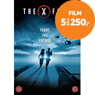 Produktbilde for The X-Files - Fight The Future (DVD)