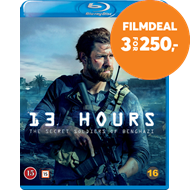 Produktbilde for 13 Hours: The Secret Soldiers Of Benghazi (BLU-RAY)