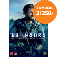 Produktbilde for 13 Hours: The Secret Soldiers Of Benghazi (DVD)