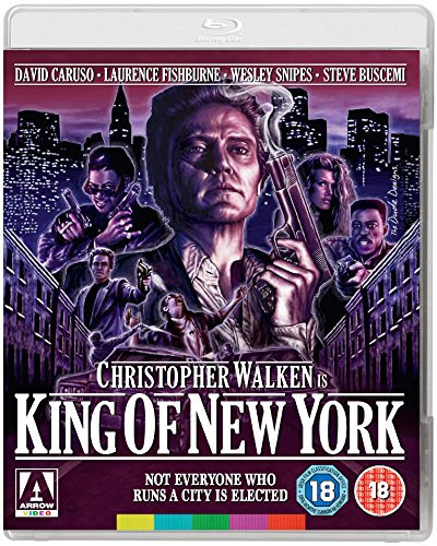 King Of New York (UK-import) (BLU-RAY)