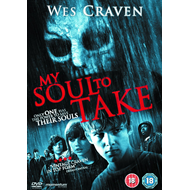 My Soul To Take (UK-import) (DVD)