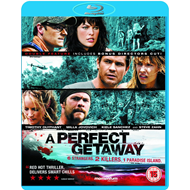 A Perfect Getaway (UK-import) (BLU-RAY)