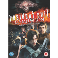 Resident Evil - Damnation (UK-import) (DVD)