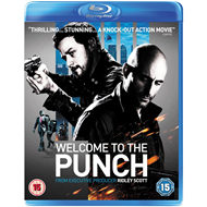 Welcome To The Punch (UK-import) (BLU-RAY)