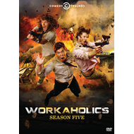 Workaholics - Sesong 5 (DVD - SONE 1)