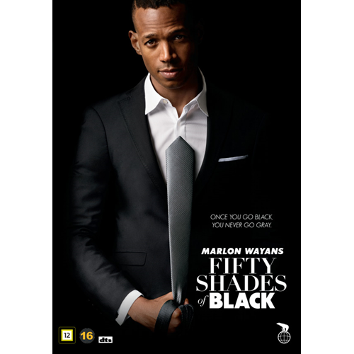 Fifty Shades Of Black (DVD)