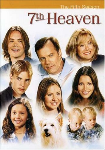 7th Heaven - Sesong 5 (DVD)