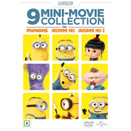 Illumination 9 Mini Movies Collection (DVD)