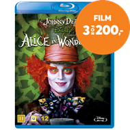 Produktbilde for Alice In Wonderland (BLU-RAY)