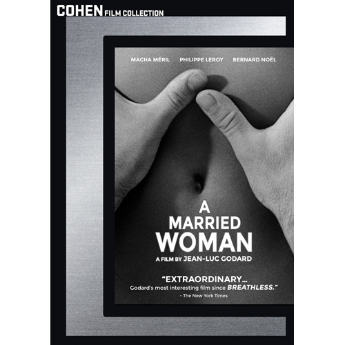 A Married Woman (DVD - SONE 1)