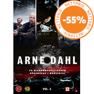 Produktbilde for Arne Dahl - Sesong 2: Vol. 1 (DVD)