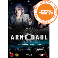 Produktbilde for Arne Dahl - Sesong 2: Vol. 2 (DVD)