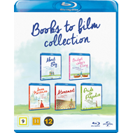 Books To Film Collection (BLU-RAY)