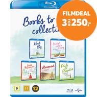 Produktbilde for Books To Film Collection (DK-import) (BLU-RAY)
