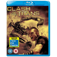 Clash Of The Titans (UK-import) (BLU-RAY)