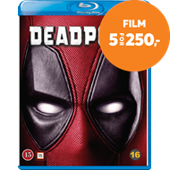 Produktbilde for Deadpool (BLU-RAY)