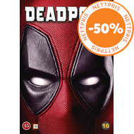 Produktbilde for Deadpool (DVD)