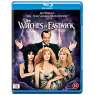 The Witches Of Eastwick (BLU-RAY)