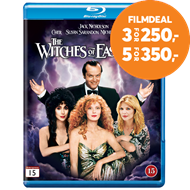 Produktbilde for The Witches Of Eastwick (BLU-RAY)