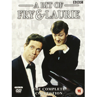 A Bit Of Fry & Laurie - The Complete Collection... Every Bit (UK-import) (DVD)