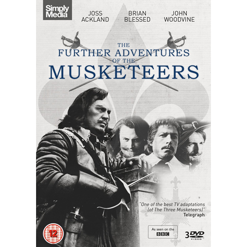 The Further Adventures Of The Musketeers (UK-import) (DVD)