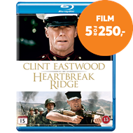 Produktbilde for Heartbreak Ridge (BLU-RAY)