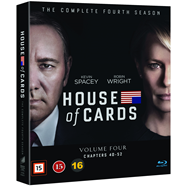 House Of Cards - Sesong 4 (BLU-RAY)