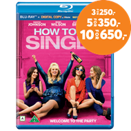 Produktbilde for How To Be Single (BLU-RAY)