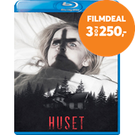 Produktbilde for Huset (BLU-RAY)