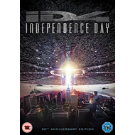 Independence Day - 20th Anniversary Edition (UK-import) (DVD)