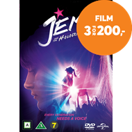 Produktbilde for Jem And The Holograms (DVD)