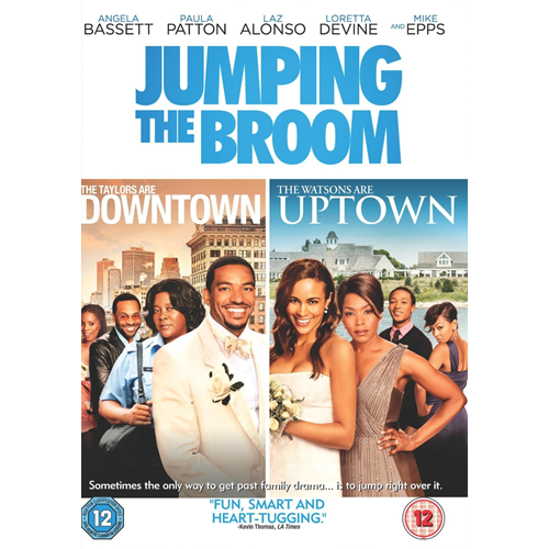 Jumping The Broom (UK-import) (DVD)