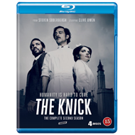 The Knick - Sesong 2 (BLU-RAY)