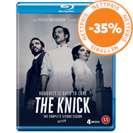 Produktbilde for The Knick - Sesong 2 (BLU-RAY)