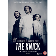 The Knick - Sesong 2 (DVD)