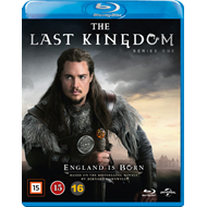 The Last Kingdom - Sesong 1 (BLU-RAY)