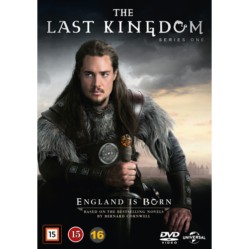 The Last Kingdom - Sesong 1 (DVD)