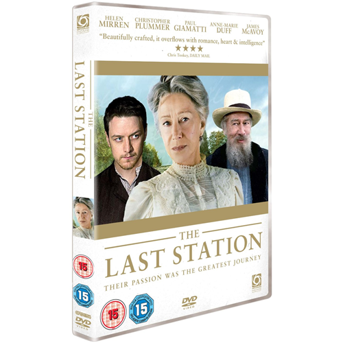 The Last Station (UK-import) (DVD)