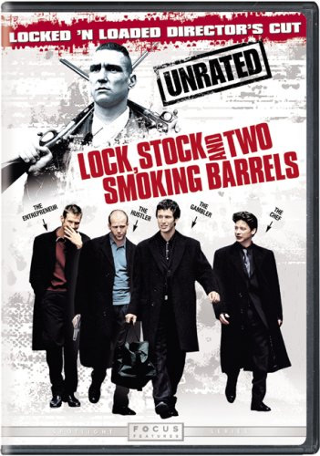 Lock, Stock And Two Smoking Barrels (DVD - SONE 1)