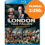 Produktbilde for London Has Fallen (DK-import) (BLU-RAY)